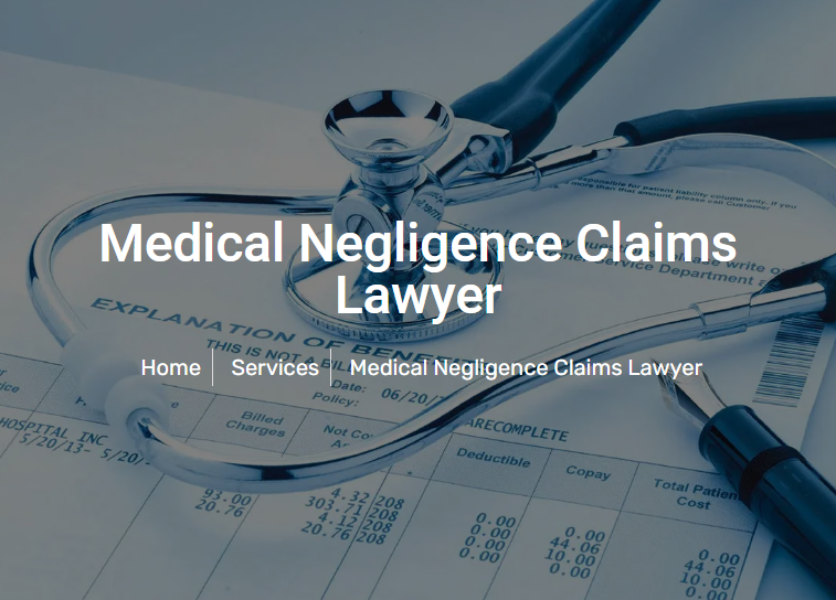 Medical Negligence Claims Are Complicated To Prove